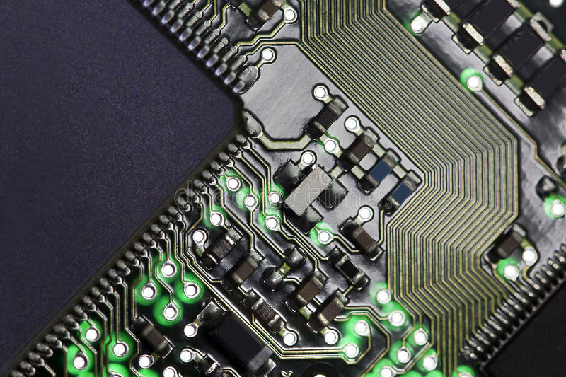 Download Computer Circuit Board stock image. Image of hardware - 38304655