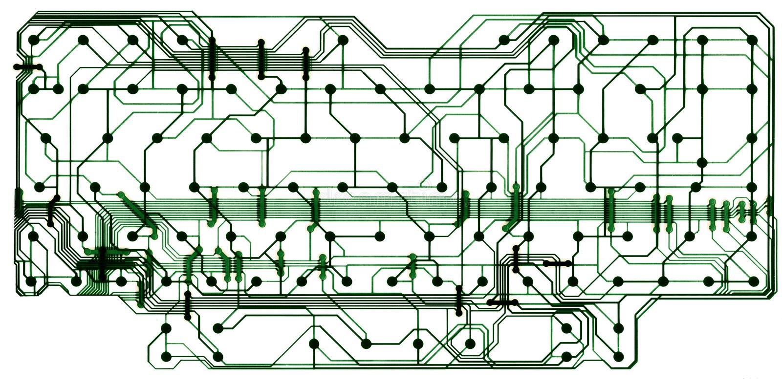 Download Computer circuit board stock photo. Image of closeup, electronic - 5856254