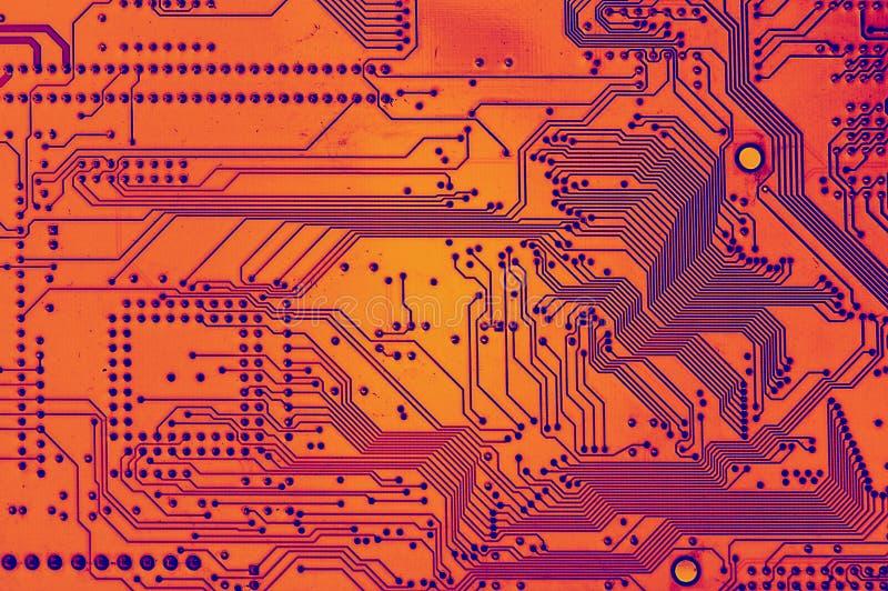 Computer Circuit Board Stock Photos