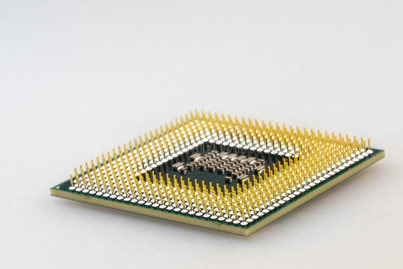 Computer Circuit Chip Free Public Domain Cc0 Image