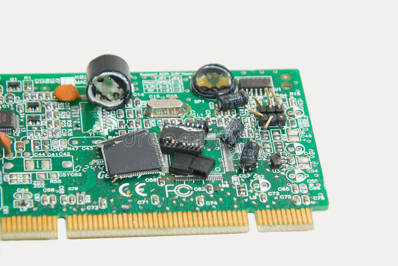 Download Computer crush stock image. Image of repair, dilapidate - 17155519