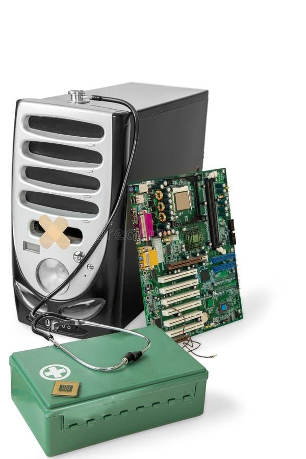 Download Computer Del Pc, Sistemi Diagnostici E Concetto Di Riparazione Sopra Fotografia Stock - Immagine di fragilità, protegga: 117978350