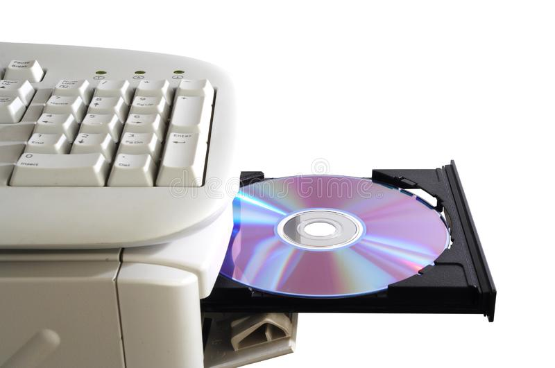 Computer and disk