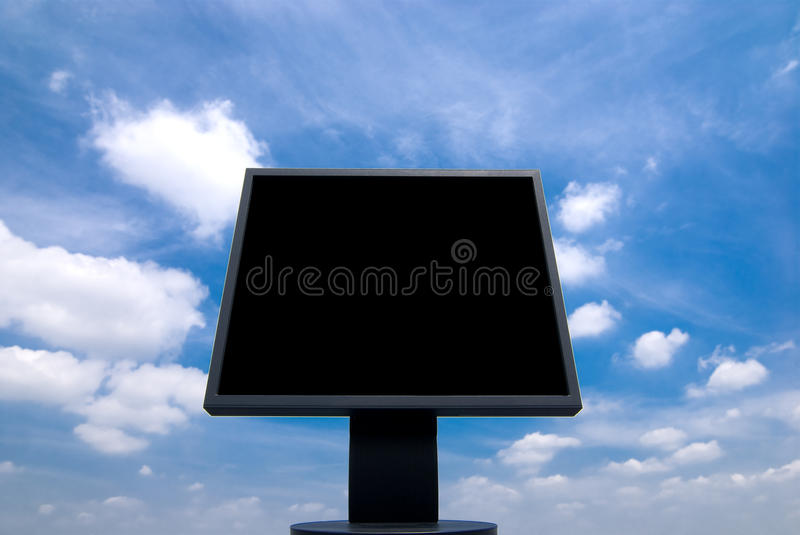 Download Computer display screen stock photo. Image of business - 22952496