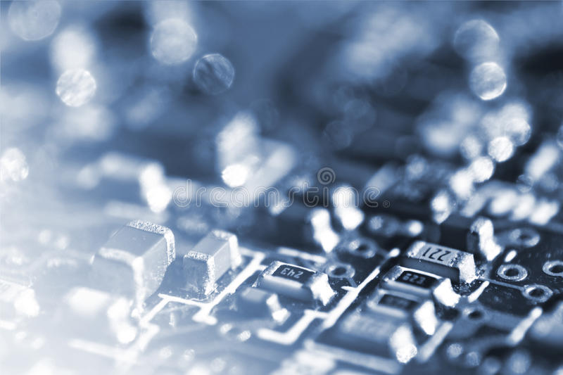 Download Computer electronics stock image. Image of technology - 25783125