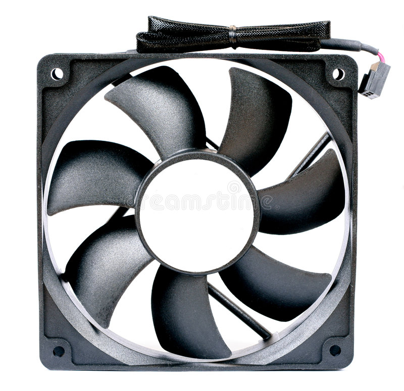 Free Computer Fan Royalty Free Stock Photography - 5245307