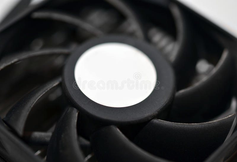 Download Computer fan close up stock photo. Image of circulation - 20087980