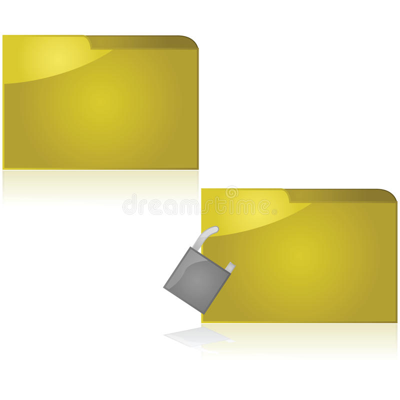 Download Computer files stock vector. Illustration of abstract - 32798094