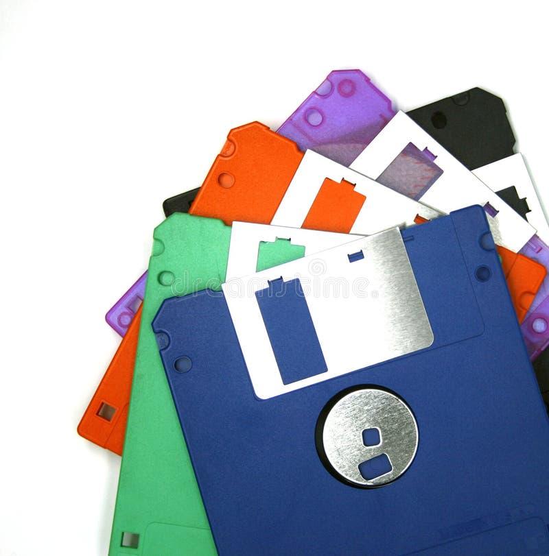 Computer Floppy Disk Stock Photo