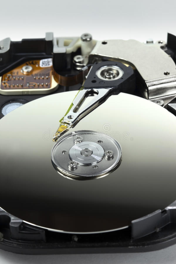 Download Computer Hard Drive stock photo. Image of open, technology - 25233880