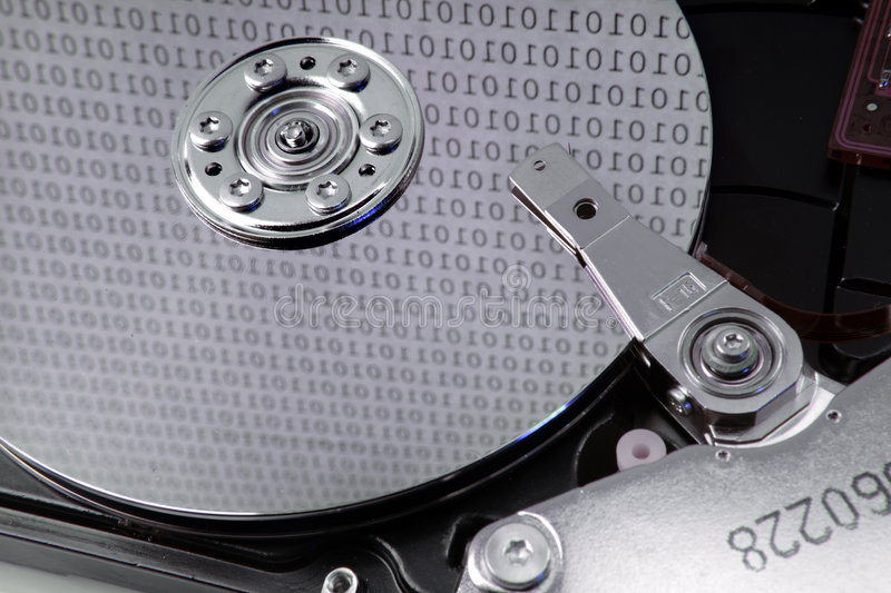 Download Computer Hard Drive stock image. Image of computer, detail - 2991393