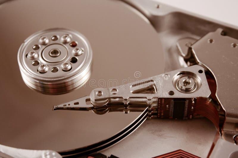 Computer Harddrive lizenzfreies stockfoto