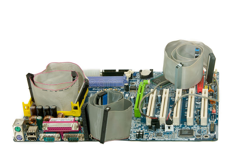 Download Computer hardware stock image. Image of board, engineering - 16285737