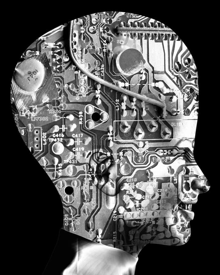 Computer Head 35
