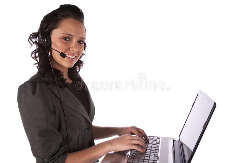 Download Computer Headset Stock Photos - Image: 12433773