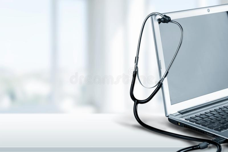 Computer stock photography