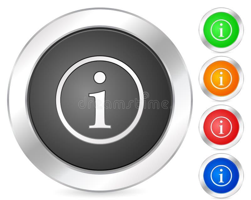 Computer icon info vector illustration