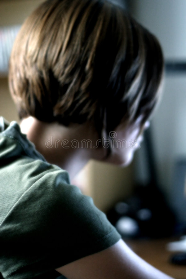 Download Computer, internet addict stock image. Image of technology - 1078015