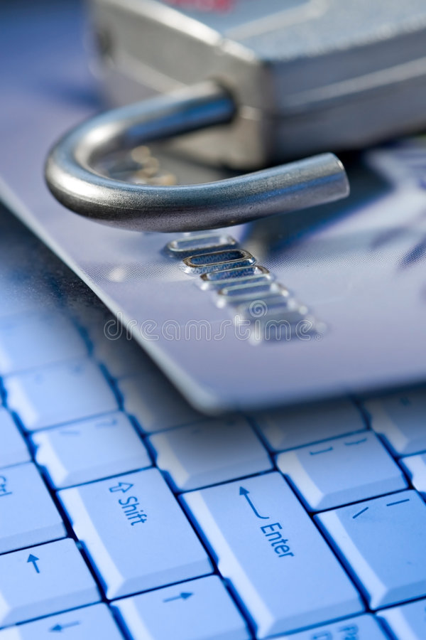 Computer-Internet Security stock images