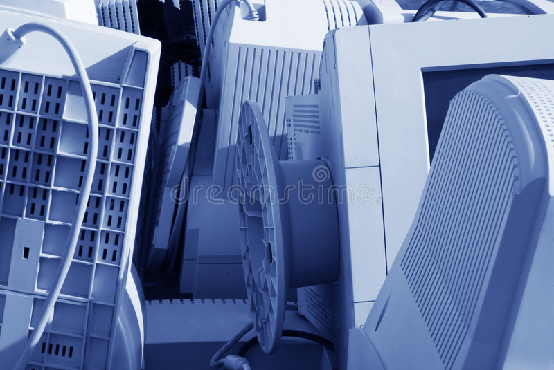 Download Computer junk stock illustration. Image of environment - 804393