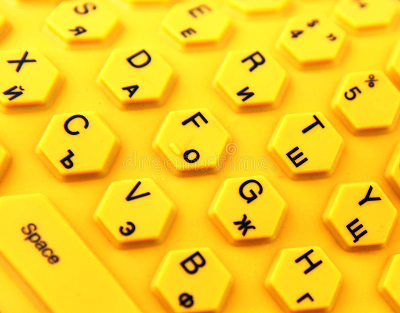 Download Computer keyboard stock photo. Image of color, full, leisure - 23517968