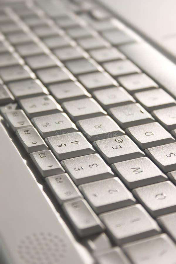 computer keyboard 免版税库存图片