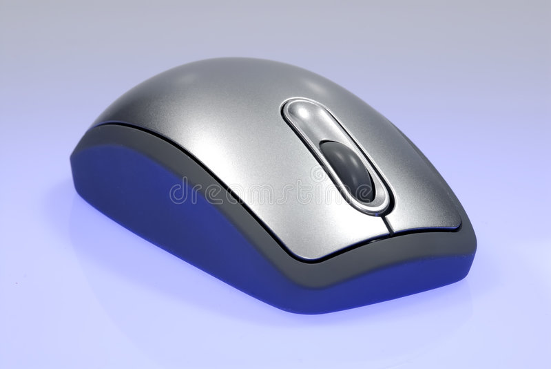Computer-Maus lizenzfreies stockfoto