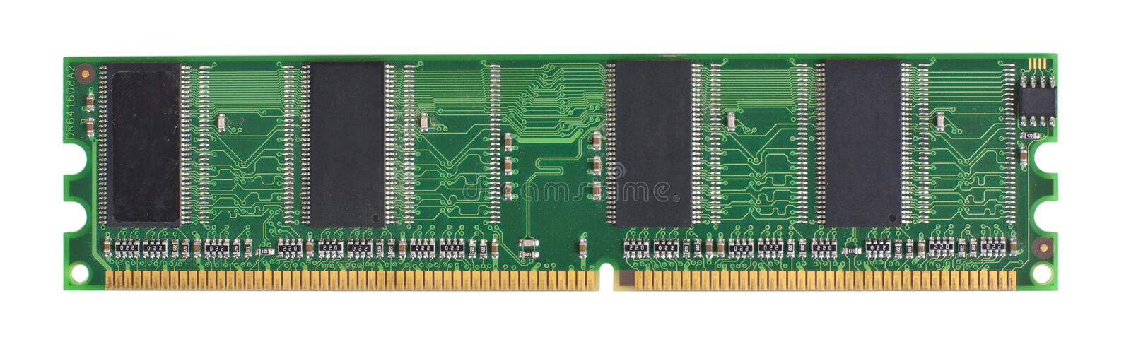 Download Computer memory stock photo. Image of part, closeup, electronics - 23792582