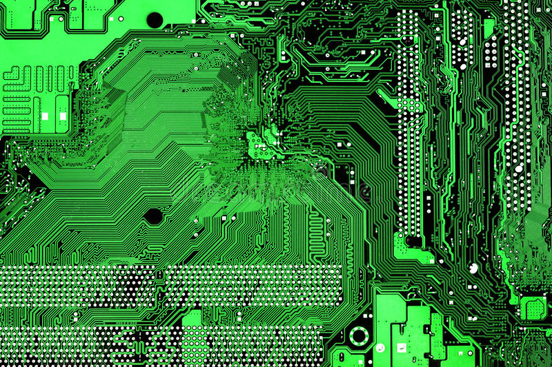 Download Computer mother board stock image. Image of panel, equipment - 17325405