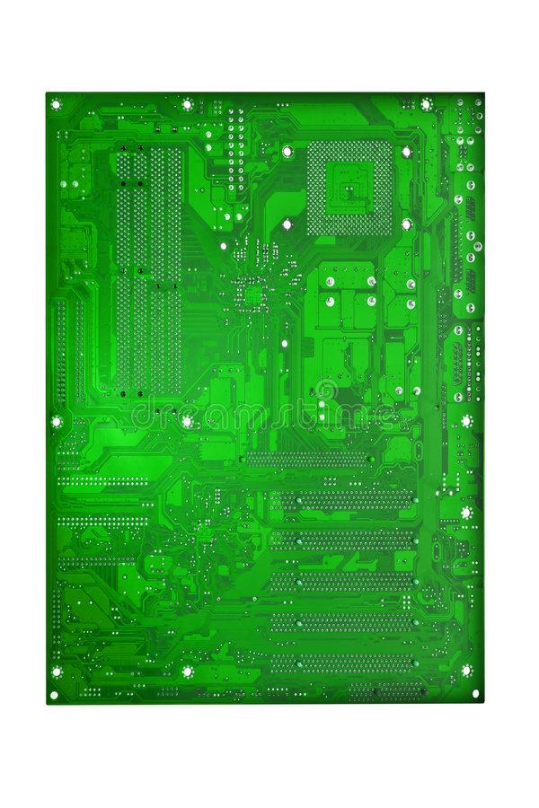 Download Computer mother board stock image. Image of computer, graphic - 7790631