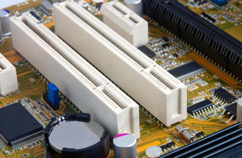 Download Computer Motherboard Royalty Free Stock Photo - Image: 13942455
