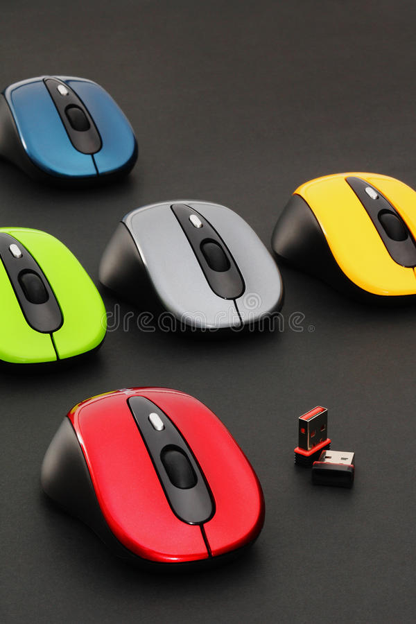 Free Computer Mouse Stock Images - 14185884