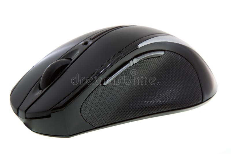 Download Computer mouse stock photo. Image of black, connection - 17694224