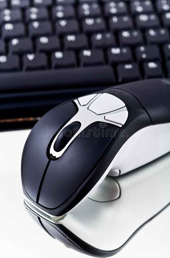 Free Computer Mouse. Royalty Free Stock Photo - 3799905