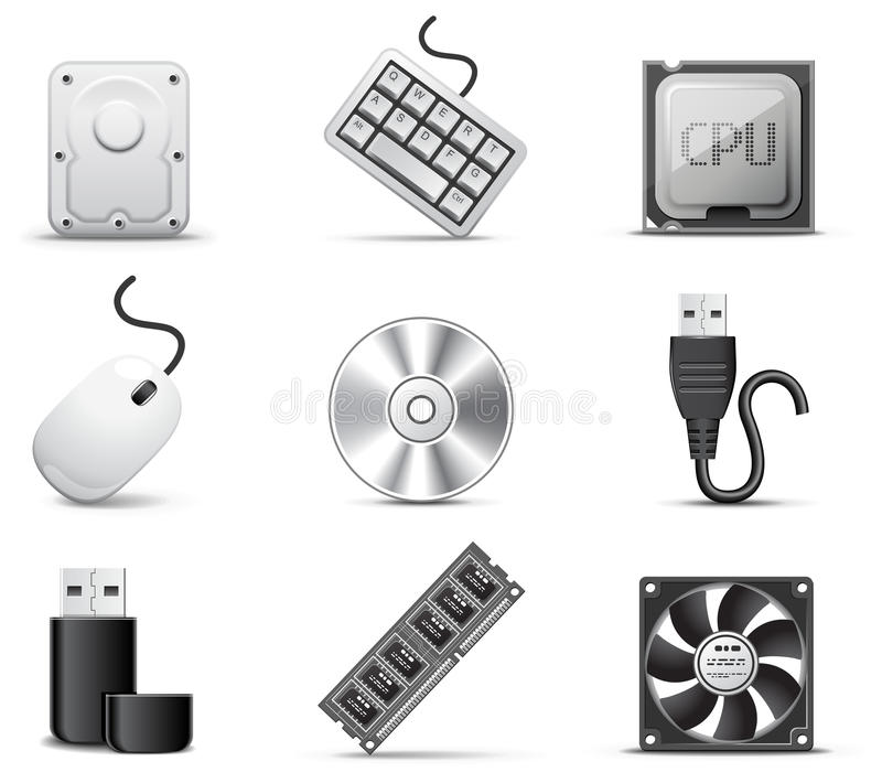 Computer parts | B&W series