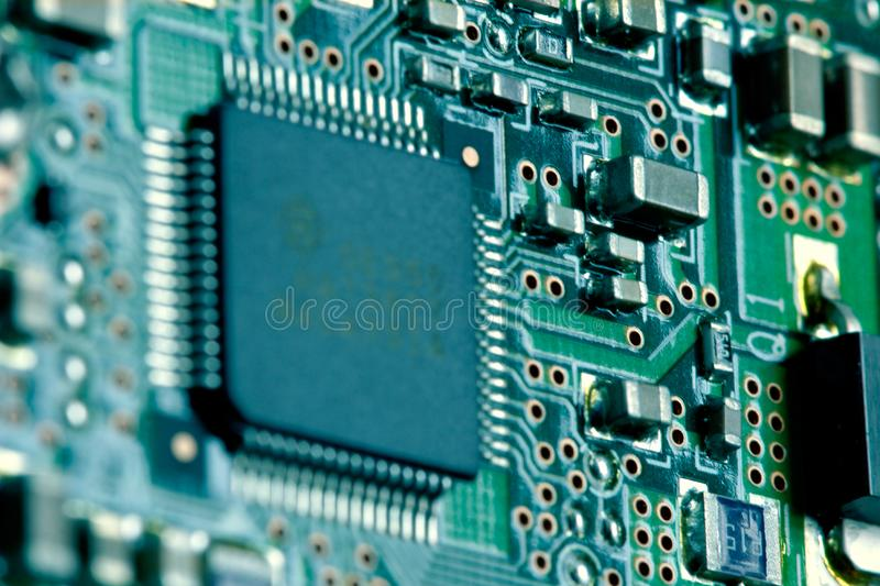 Computer plate background royalty free stock photos
