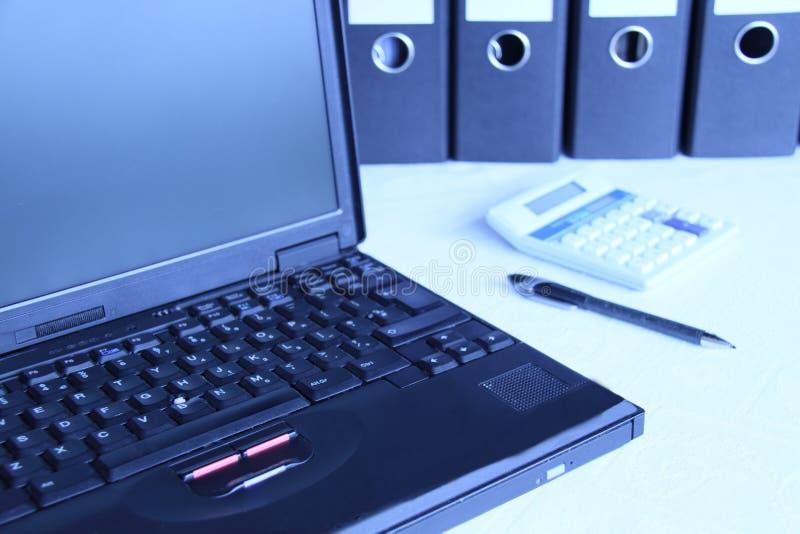 Computer portatile 1 fotografia stock libera da diritti