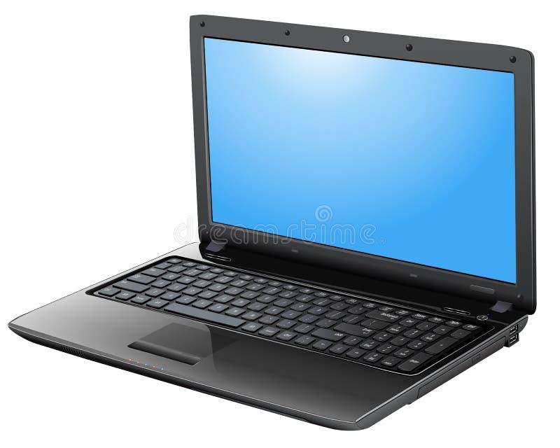 Computer portatile royalty illustrazione gratis