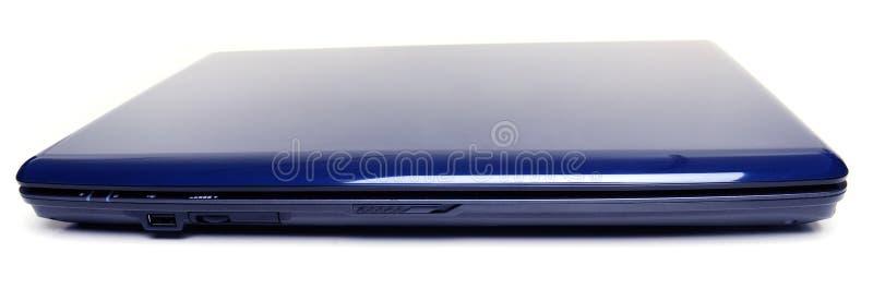 Computer portatile chiuso fotografia stock libera da diritti