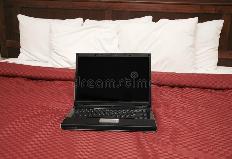 computer portatile della base fotografia stock libera da diritti