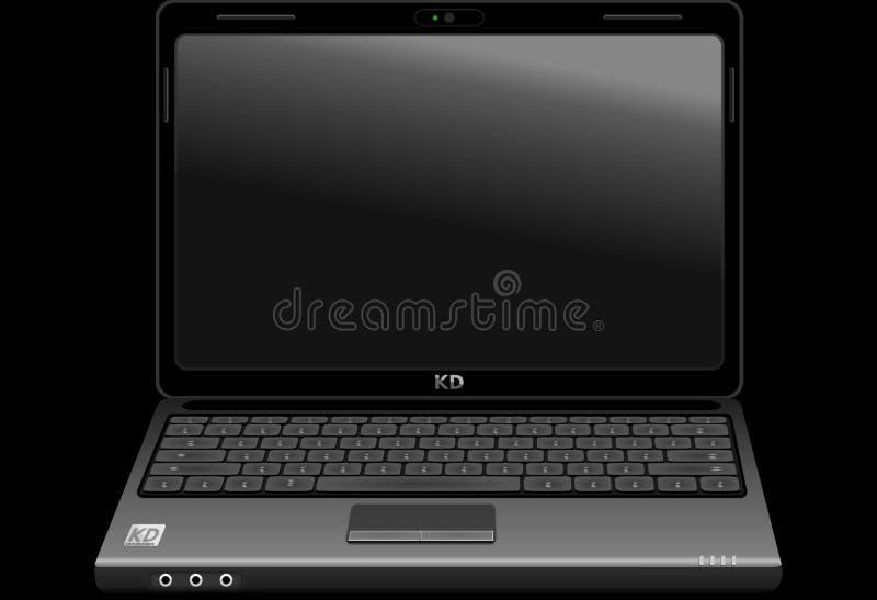 Computer portatile, tecnologia, apparecchio elettronico, Netbook fotografie stock libere da diritti
