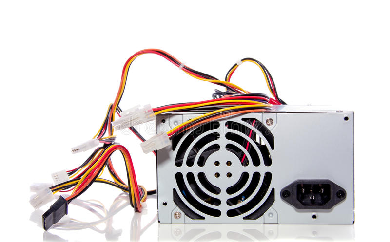 Download Computer power supplies stock image. Image of cooler - 18782309