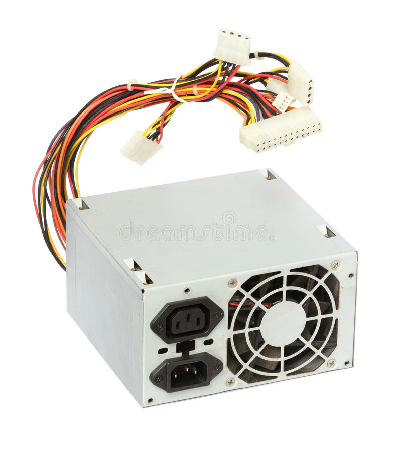 Free Computer Power Supply Royalty Free Stock Image - 25059726