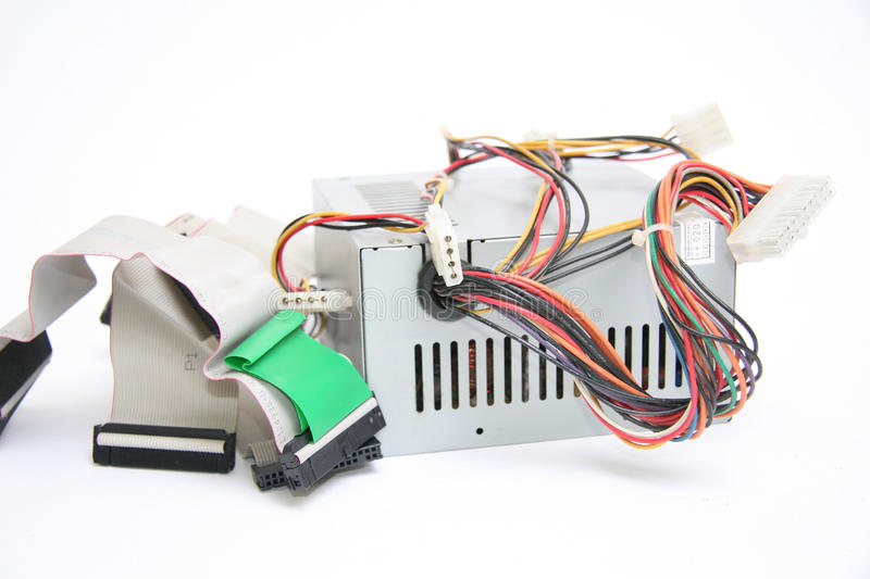 Download Computer power supply stock image. Image of outlet, part - 25161979