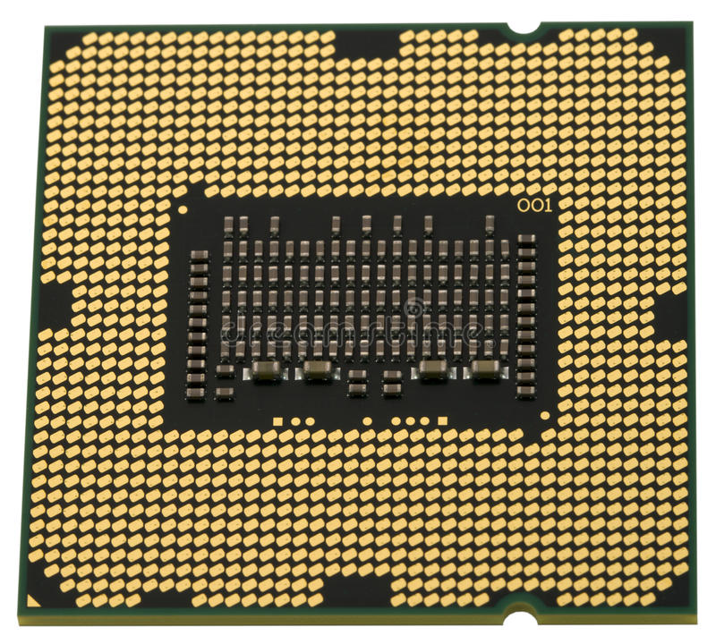 Free Computer Processor Stock Images - 17965574