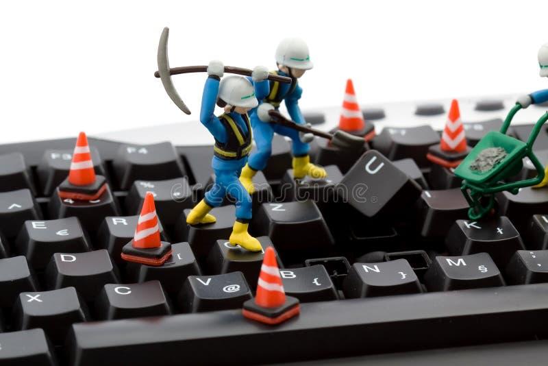 Download Computer repair stock image. Image of figure, security - 7074437