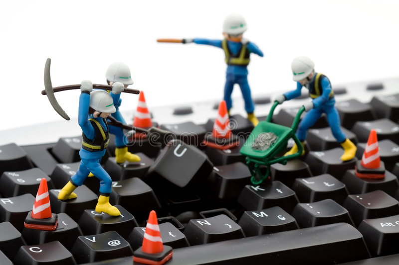Download Computer repair stock image. Image of recovery, fixing - 7074463