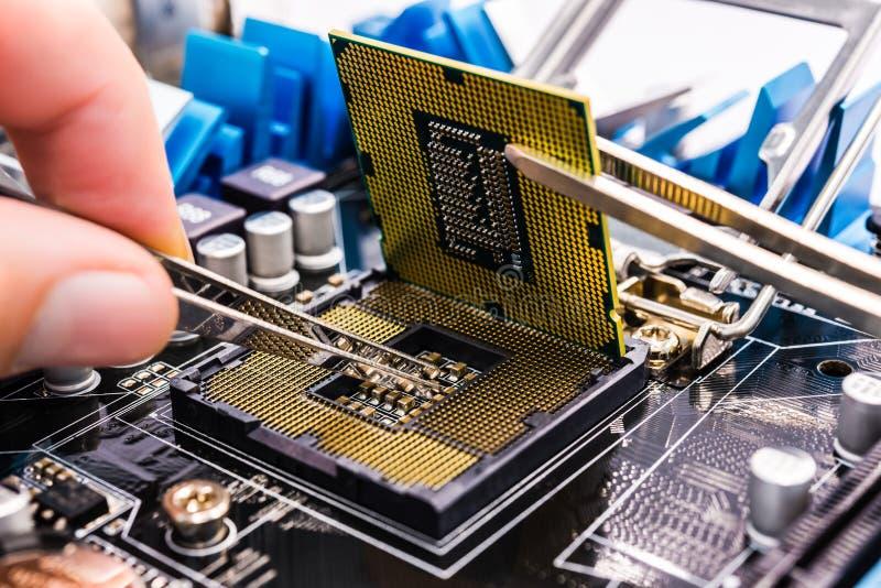 Download Computer repair stock photo. Image of human, industry - 33675796