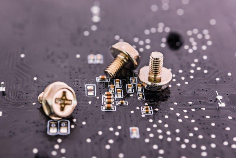 Download Computer repair stock image. Image of circuit, people - 33677187