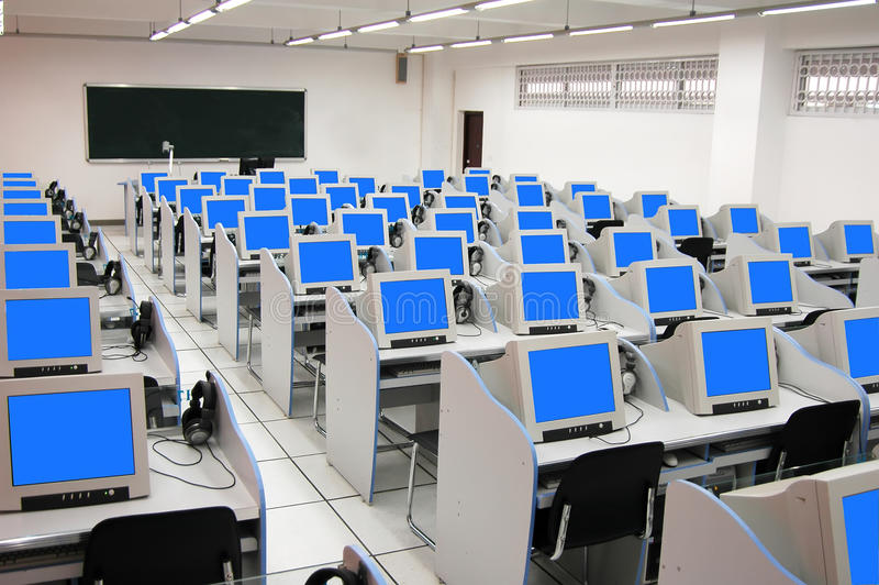 Download Computer room stock photo. Image of company, computer - 13569130